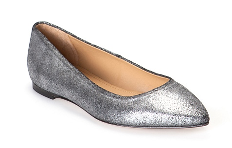 Country Road Carrie Metallic Flat
