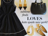 She is quick and curious and playful and strong: kate spade love