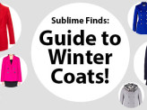 The Complete Guide to Winter Coats!