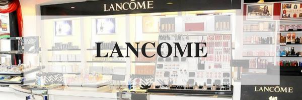 Lancome Makeup Service