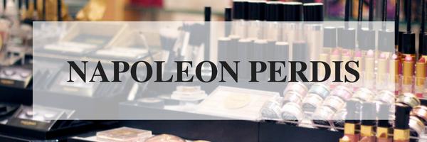 Napoleon Perdis Makeup Service