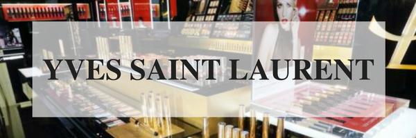 Yves Saint Laurent Makeup Service