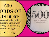 500 Words of Wisdom