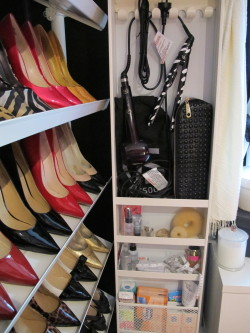 Ikea Stolmen - a look inside my wardrobe - sublime finds