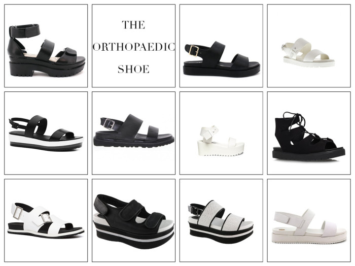 The Orthopaedic Shoe - Ugly Summer Shoes