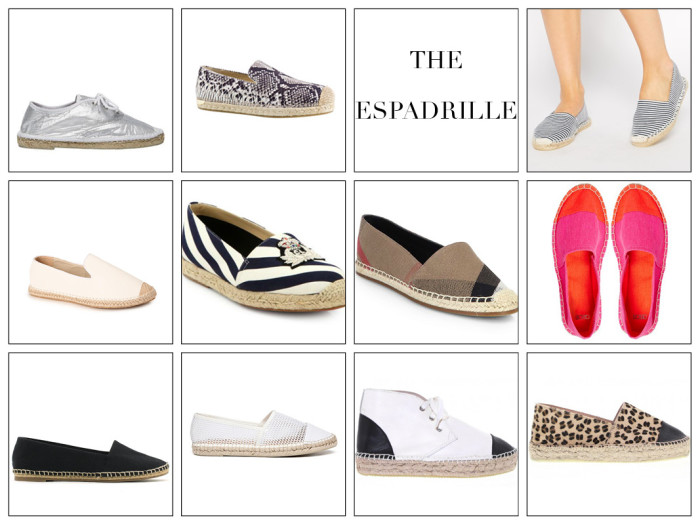 The Espadrille - Ugly Summer Shoes