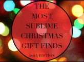 The Sublime Finds Christmas Gift Guide EXTRAVAGANZA.