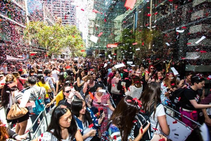 Sephora Australia Review: Opening Day Sydney