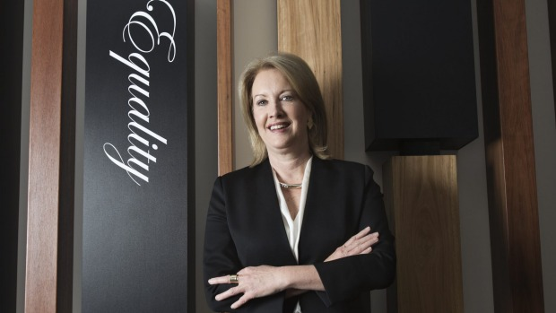 Best Moments for Women: Elizabeth Broderick wins 2014 Woman of Influence Award