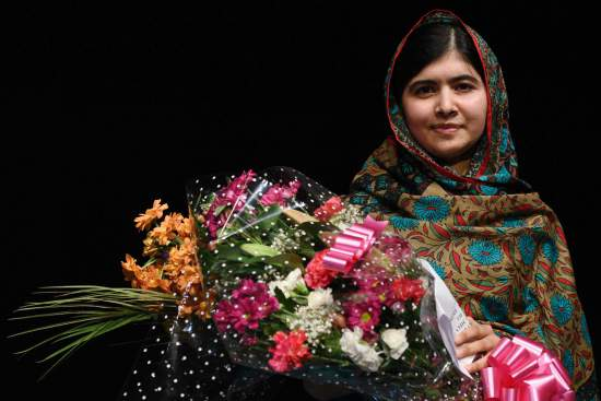 Best Moments for Women: Malala Yousafzai wins the Nobel Peace Prize at 17
