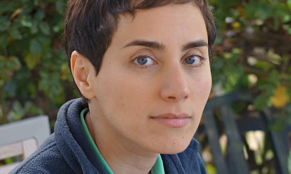 Best Moments for Women: Maryam Mirzakhani wins the Fields Medal