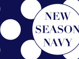 New Season Navy