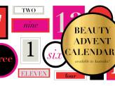 9 Beauty Advent Calendars available in Australia!