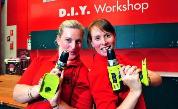 Bunnings DIY Workshops