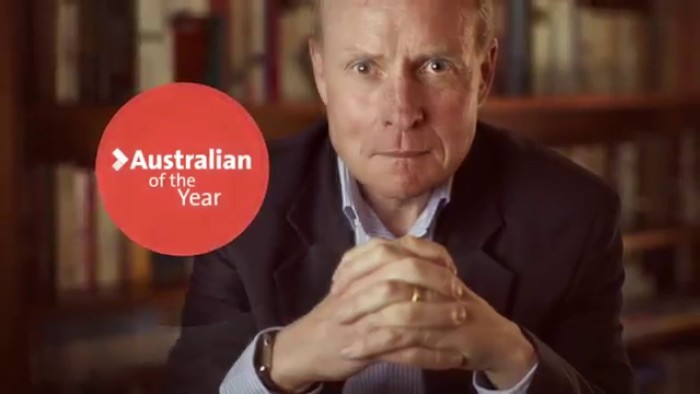 David Morrison Australian of the Year