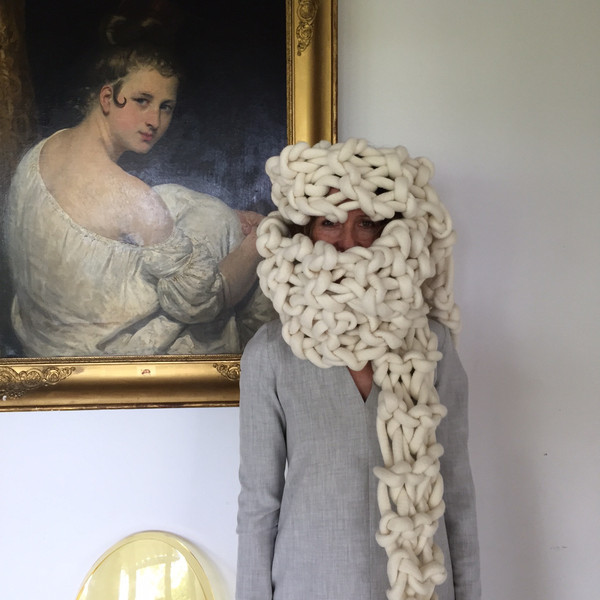Meg Morton's The School: Extreme Knitting