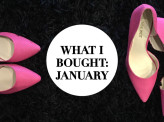 Budgets and bargains: what I bought in January