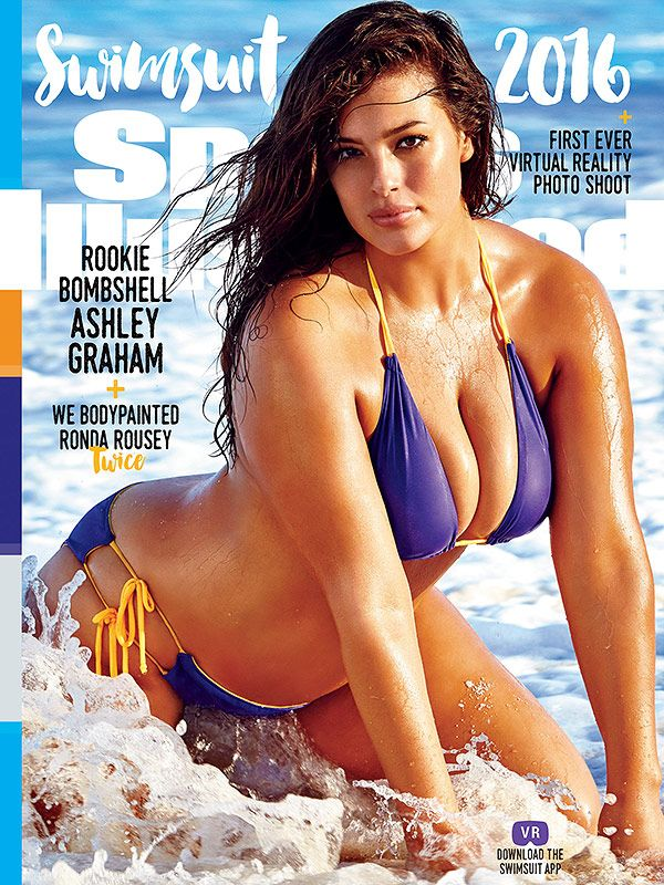 Ashley Graham Sports Illustrated Cover