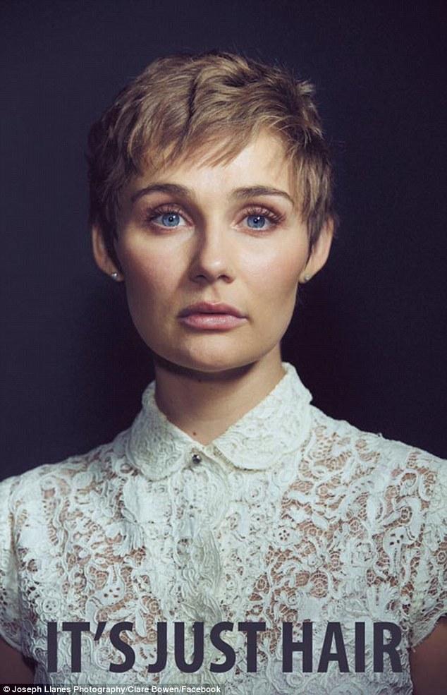 Claire Bowden Hair