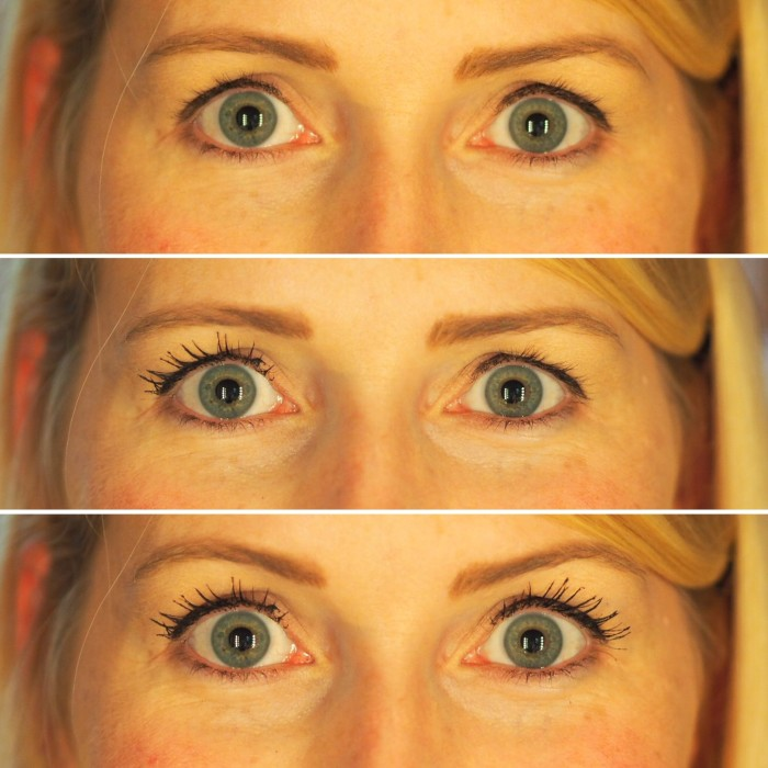 Lancôme Hypnose Drama Mascara Review Before and After