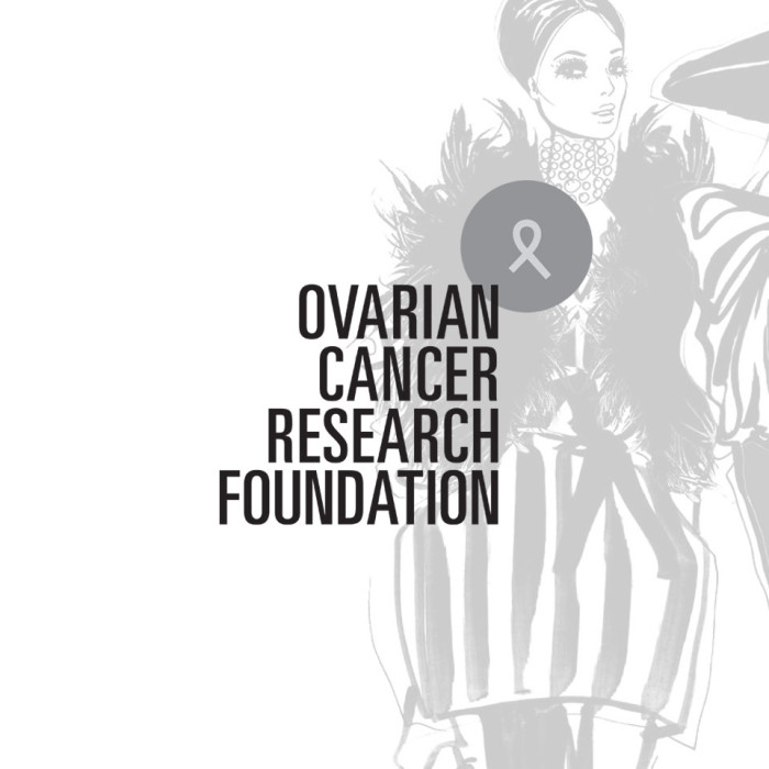Frocktober with OCRF - Ovarian Cancer Research Foundation