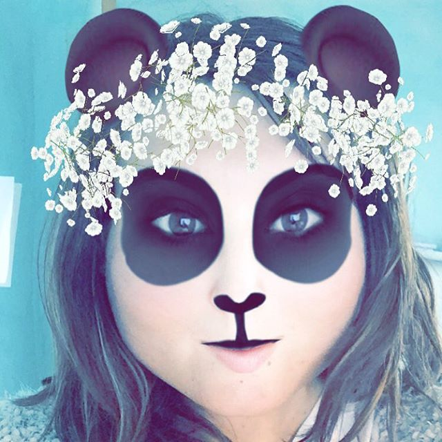 panda-eyes