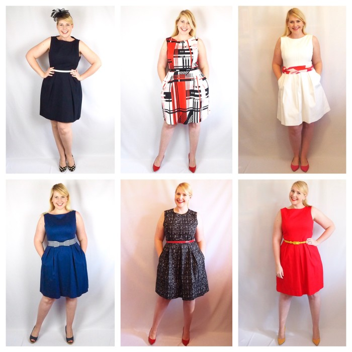 Frocktober dresses on repeat