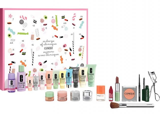 2016 Beauty Advent Calendars 24 Days of Clinique