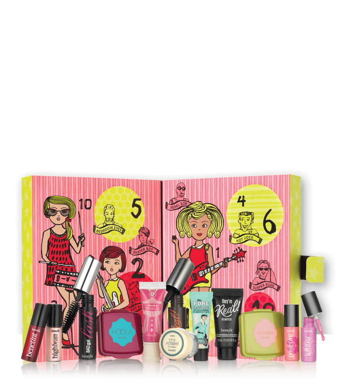 2016 Beauty Advent Calendar Benefit