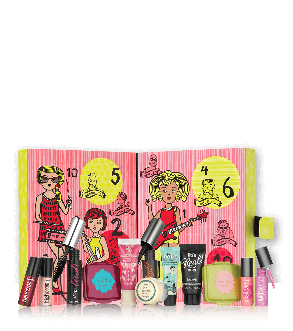 2016 beauty advent calendars available in australia 2016 beauty advent calendar benefit solutioingenieria Choice Image