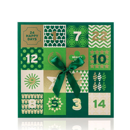 2016 Beauty Advent Calendars - The Body Shop
