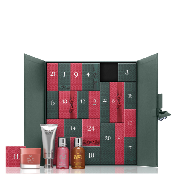 2016 Beauty Advent Calendars Molton Brown