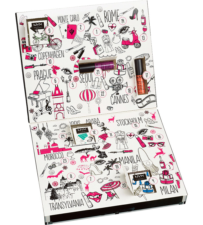 2016 Beauty Advent Calendar