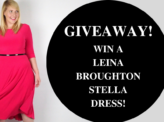 Score yourself a Leina Broughton Stella Dress!