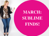 Sublime Finds of March