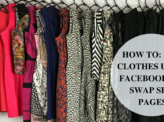 How to: sell clothes on Facebook buy swap sell pages!
