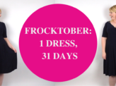 1 dress, 31 days: my Frocktober fundraising challenge