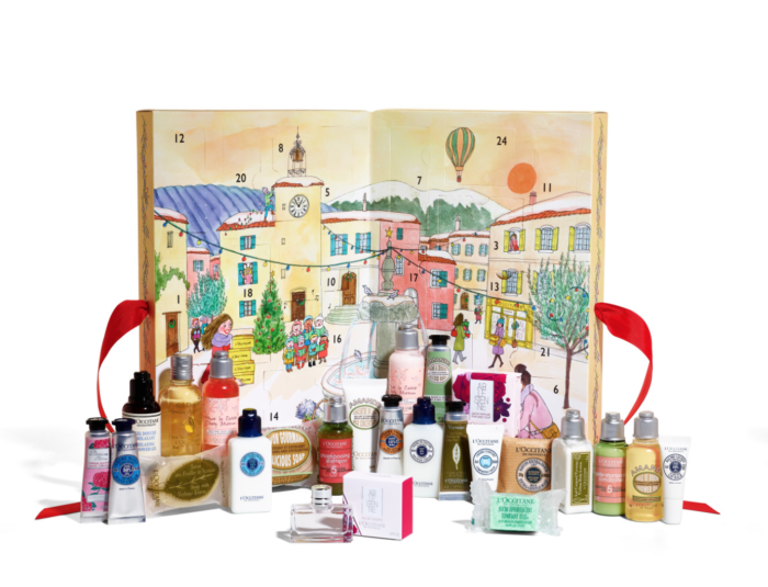 2017 Beauty Advent Calendar L'Occitan